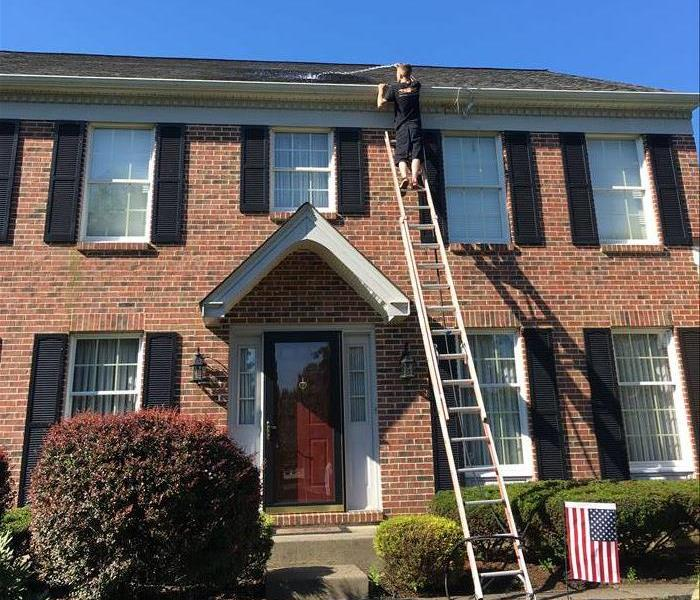 Gutter Cleaning in Newtown and Yardley