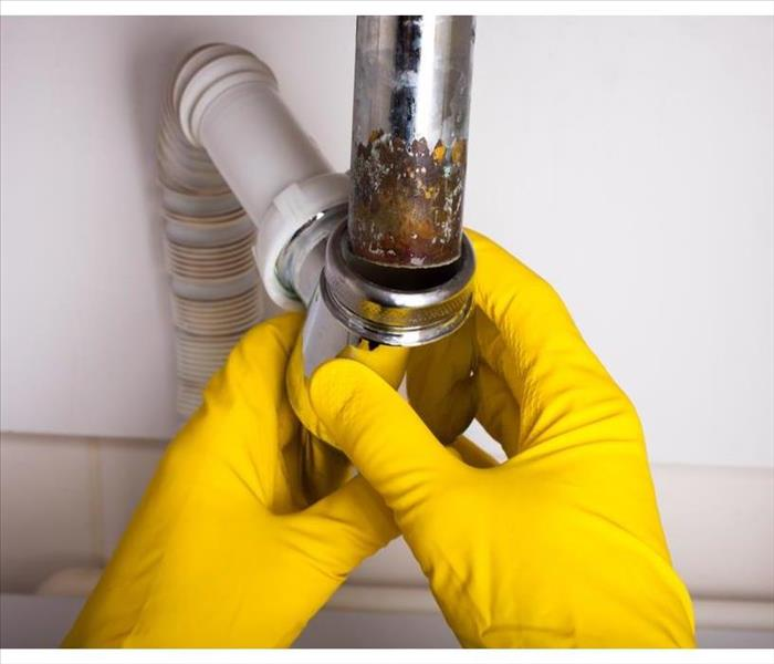 Water Damage Chemical Caution: How To Clean Your Drains Safely