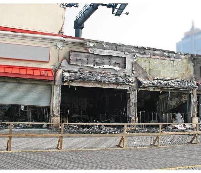 Commercial Security After a Fire