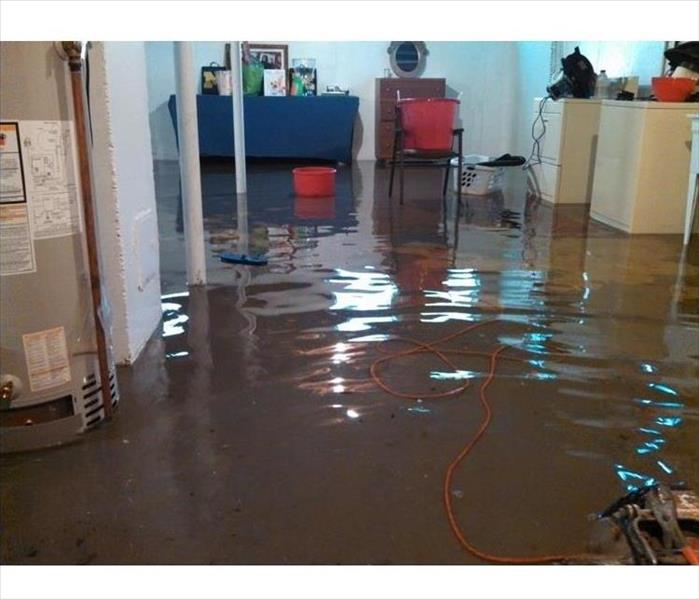 Commercial Are All Water Damages in Newtown the Same?