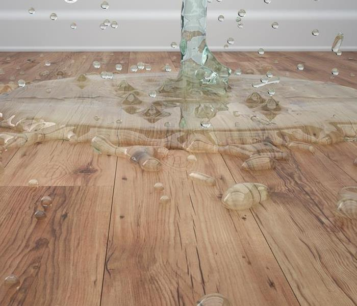 Commercial Wood Floors and Old Pipes: What Could Go Wrong?